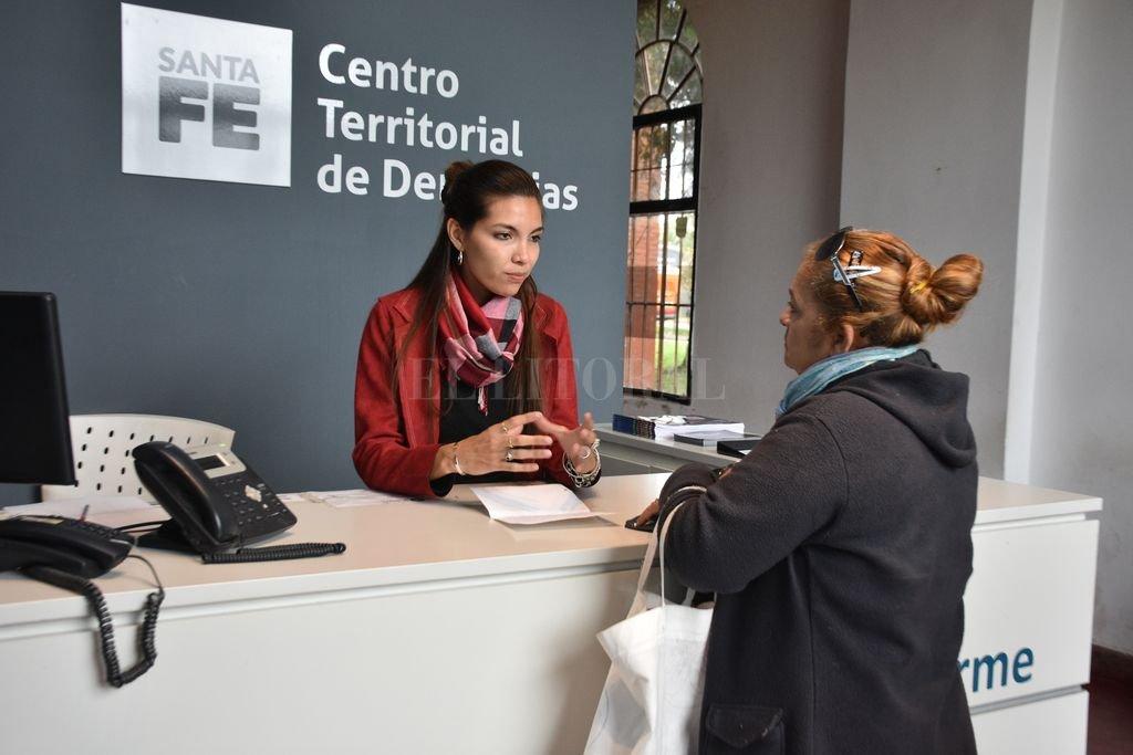 Centros Territoriales de Denuncias: alternativa segura y confiable al alcance de la gente. <strong>Foto:</strong> Guillermo Di Salvatore