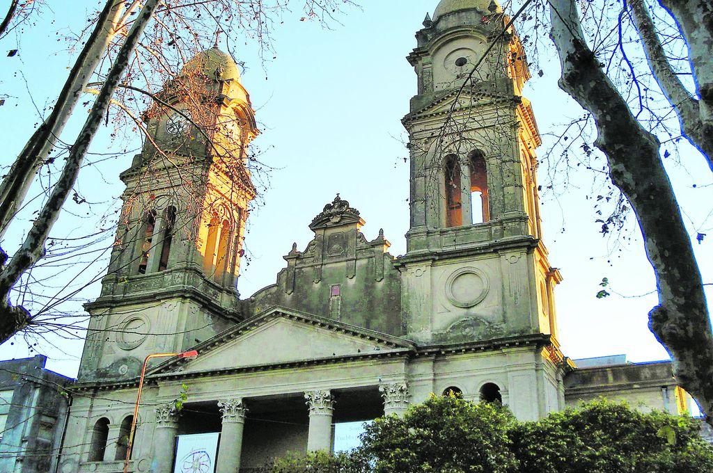 La Catedral San José esconde bajo su estructura centenaria un cofre con donaciones de personalidades destacadas de mediados del SXIX.  <strong>Foto:</strong> Gentileza Patricio Álvarez Daneri