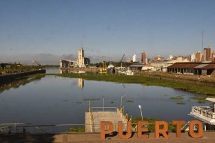 Lifschitz y la apuesta al Puerto de Santa Fe