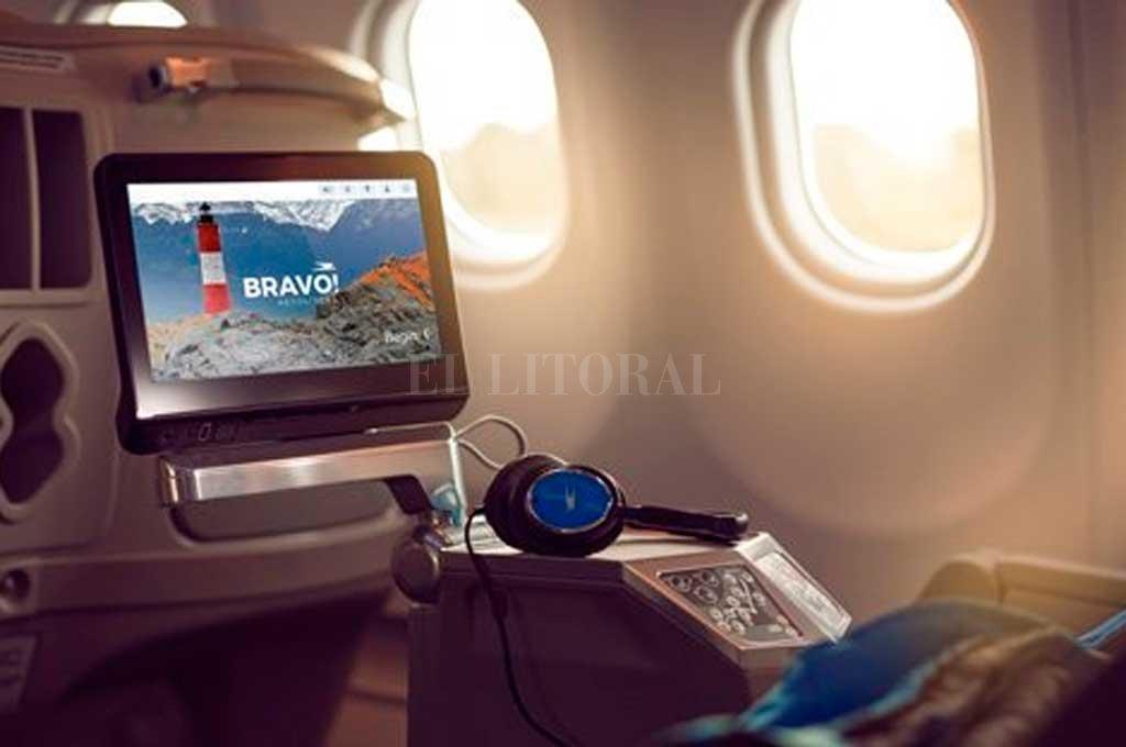 <strong>Foto:</strong> Aerolíneas Argentinas