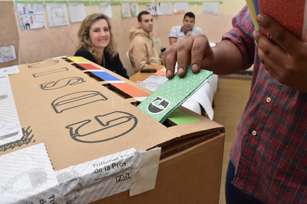 El 16 de junio Santa Fe elige el próximo gobernador <strong>Foto:</strong> Flavio Raina