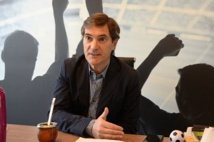El presidente de la Superliga anunció que seguirán los promedios