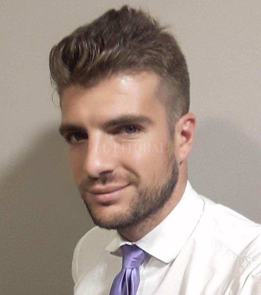 Rodrigo Gozalbez es abogado graduado de la Universidad Católica de Santa Fe, especializado en Derechos de Autor y Derechos Conexos. <strong>Foto:</strong> Gentileza producción