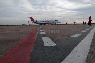 Flyest inaugura el vuelo Buenos Aires - Reconquista