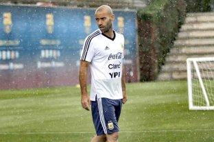 Mascherano aceptó jugar en los Panamericanos de Lima