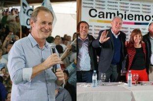 Bordet y Benedetti cerraron sus campañas en Entre Ríos