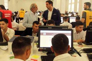 La provincia puso a prueba el sistema de carga de datos para el escrutinio provisorio del 16 de junio
