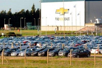 General Motors extendió su inactividad -  -