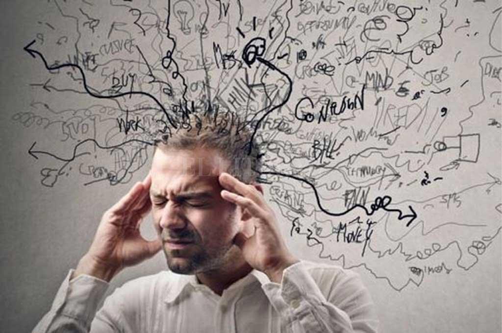 Un cerebro estresado de forma permanente por una crisis puede caer en un estado de depresión; el cuerpo se enferma. Y la salud mental es tan importante como la física. <strong>Foto:</strong> Archivo El Litoral