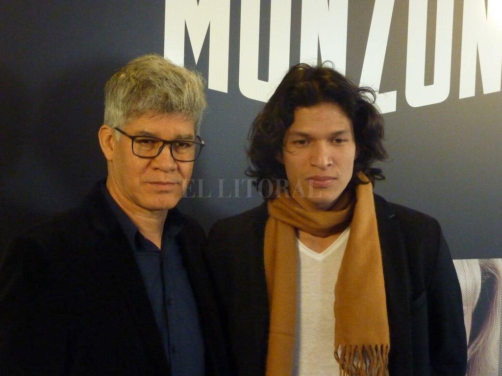Jorge Román y Mauricio Paniagua: el Monzón maduro y el de la juventud.