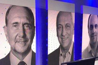Minuto a minuto del debate: qué dijeron Bonfatti, Perotti y Corral