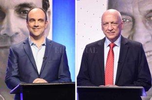 Santa Fe Debate: Antonio Bonfatti y José Corral se cruzaron por el tema seguridad