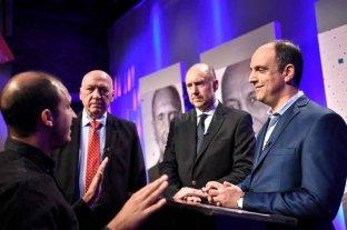 Minuto a minuto del debate: qué dijeron Bonfatti, Corral y Perotti