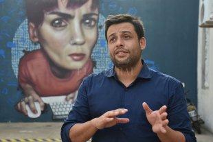 """Rodrigo Alvizo: """"Preocupa la inseguridad y la prestación de los servicios públicos"""""""