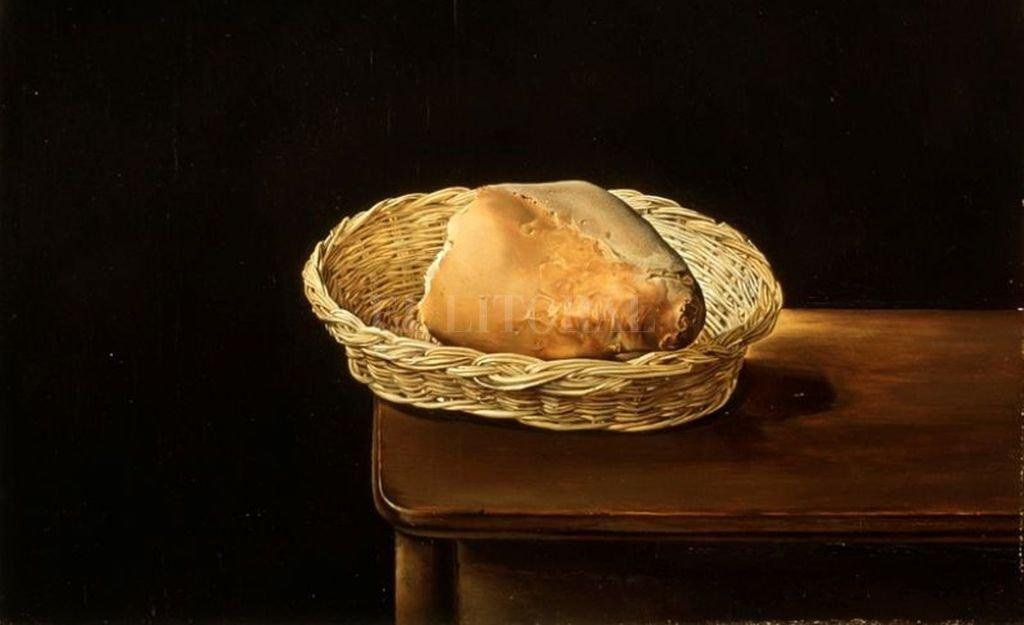 """Cesta de pan"", de Salvador Dalí. Crédito: Archivo"