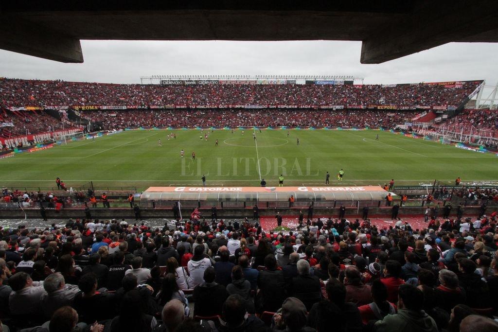 El Estadio Sabalero, sede del triangular. <strong>Foto:</strong> Archivo El Litoral