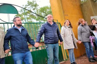 Con un abrazo a la Granja La Esmeralda, Niky Cantard presentó el proyecto Ecoparque Zoológico Experimental
