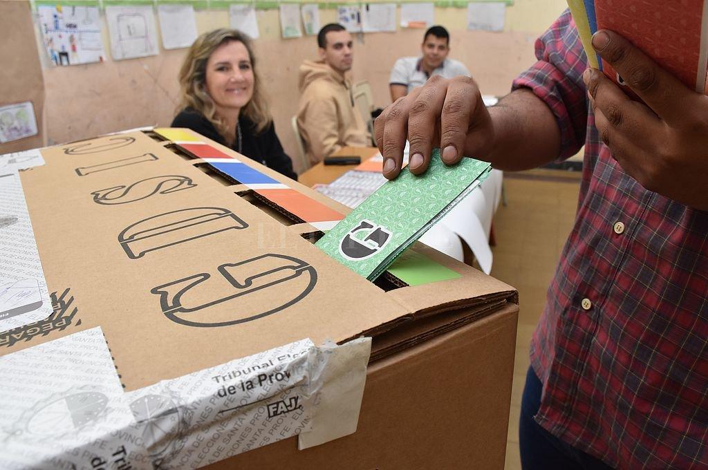 """Los nuevos jóvenes votantes """"van a figurar en un padrón complementario según el domicilio de residencia"""", precisaron fuentes de la secretaría electoral. Crédito: Flavio Raina"""