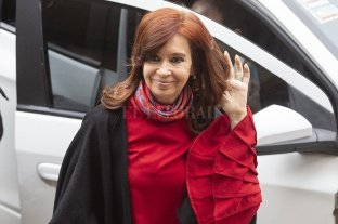 Dictan la falta de mérito para Cristina Kirchner en la causa por los subsidios al gasoil -  -