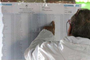 ¿Dónde voto? Consultá el padrón electoral para las elecciones en Santa Fe -  -