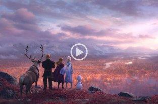 Presentaron el nuevo trailer de Frozen 2