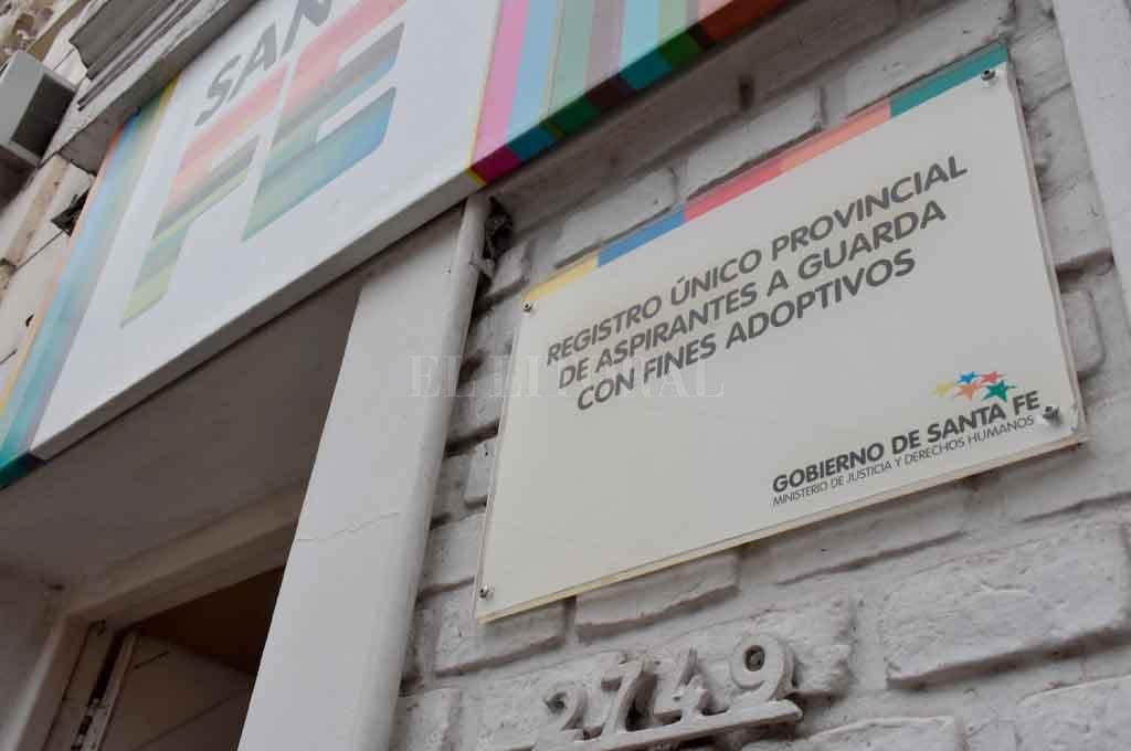 """Expectativas. """"Tenemos esperanza de que, esta vez y para siempre, los chicos puedan encontrar una familia"""", sostuvo Matías Figueroa Escauriza, secretario de Gestión Pública.  <strong>Foto:</strong> Flavio Raina."""