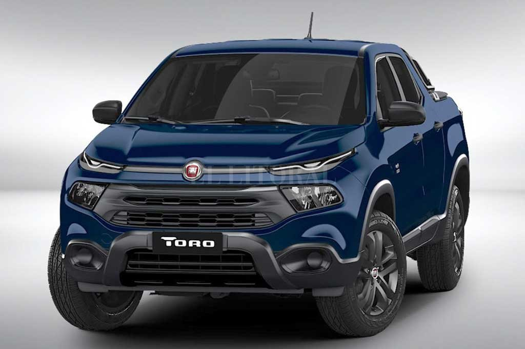 La Fiat Toro se actualizó en Brasil