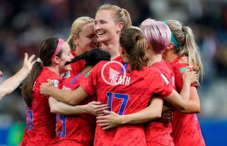 Insólito: Estados Unidos derrotó 13 a 0 a Tailandia en el Mundial de Fútbol femenino