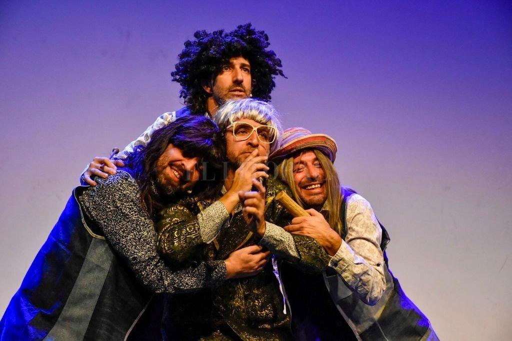 """El mejor espectáculo del festival: los platenses de Ridiculum Vitae con """"Ridículas equivocaciones"""".  Gentileza Prensa Agencia Córdoba Cultura."""