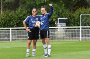Argentina ya palpita el duelo contra Inglaterra