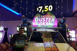 Casino Santa Fe premia a sus visitantes