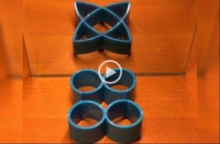 Videos: Un japonés crea ilusiones ópticas y es furor en las redes