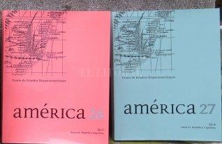 Nuevo número de la Revista América  - En la Revista América, investigadores de diversas temáticas dan difusión a sus trabajos especializados. -