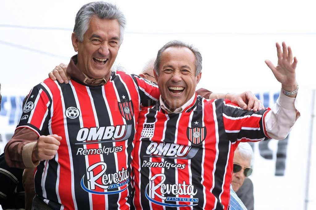 Los hermanos Rodríguez Saa se disputan la gobernación de San Luis <strong>Foto:</strong> Archivo El Litoral