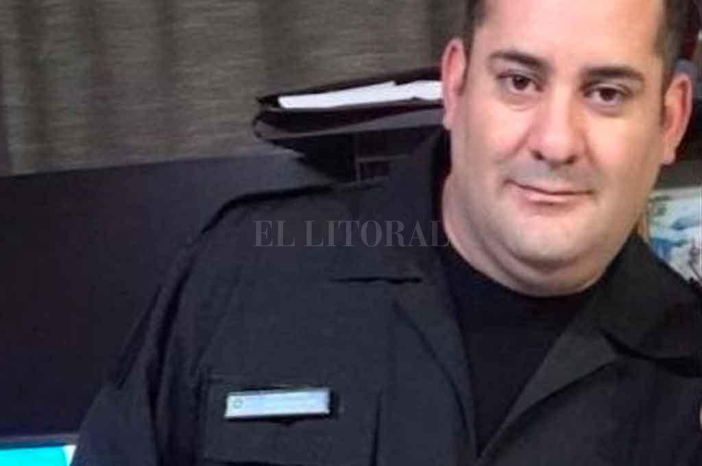 El jefe policial fue puesto en disponibilidad; se le retiró su credencial y su arma reglamentaria. <strong>Foto:</strong> Gentileza.