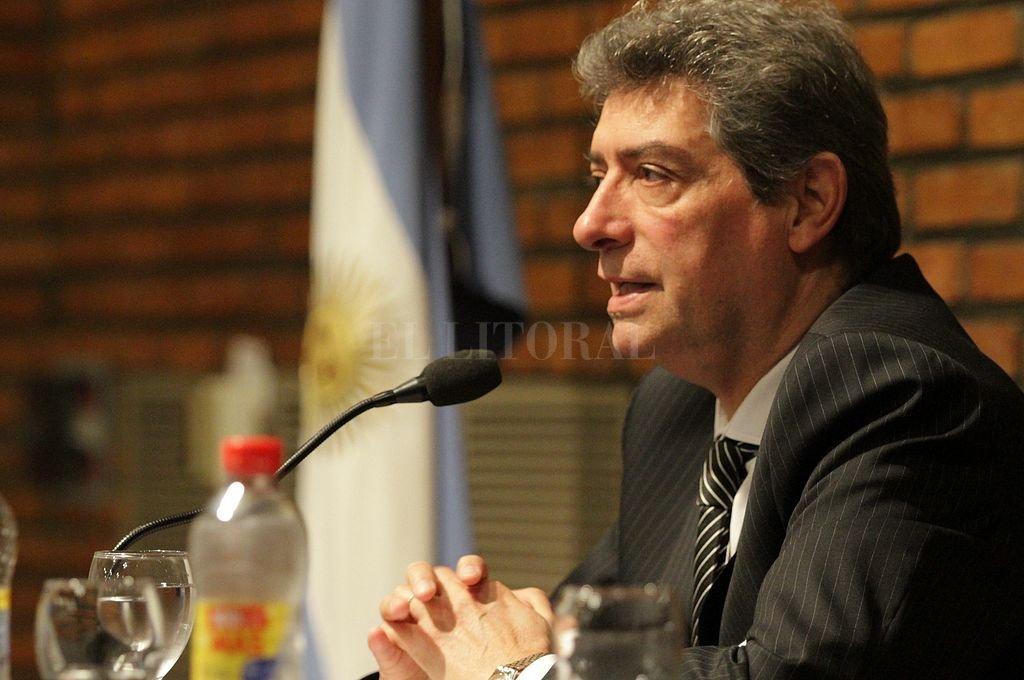 Horacio Rosatti. <strong>Foto:</strong> Archivo El Litoral