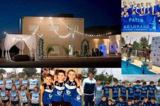 78 años de una rica historia del club Belgrano