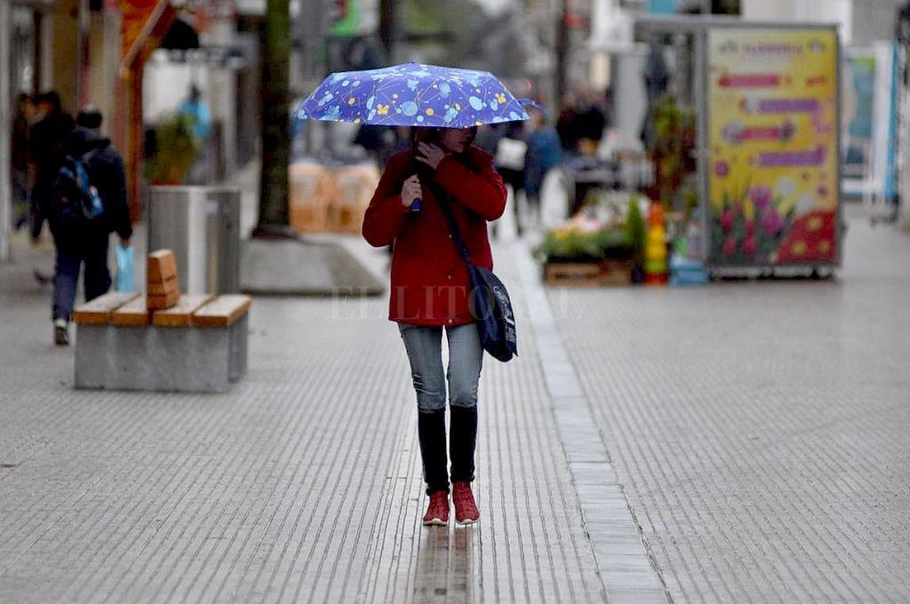 Renuevan un alerta por lluvias y tormentas intensas