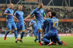Ucrania es el nuevo campeón del mundo Sub 20 -  -