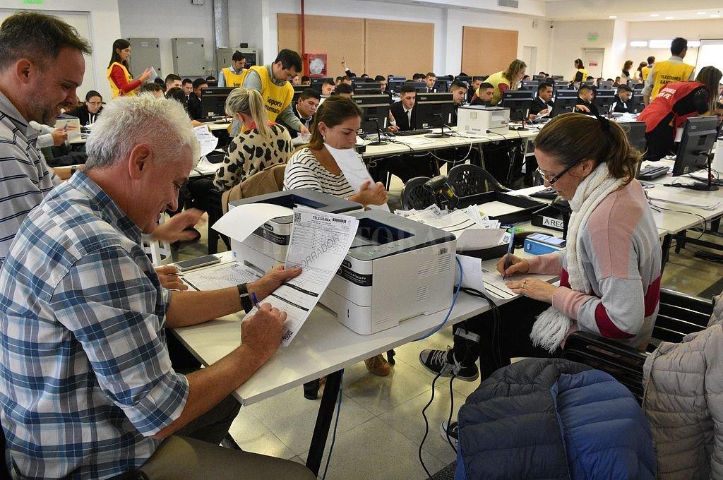 Elecciones: fiscales y veedores podrán ingresar al recinto de recepción de telegramas