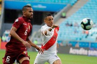 Perú empató con Venezuela en Porto Alegre -  -