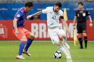Messi y ese deseo de tener la pelota y jugar más arriba