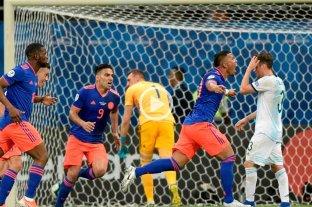 """Los dos """"bombazos"""" de Colombia que le dieron la victoria ante Argentina"""
