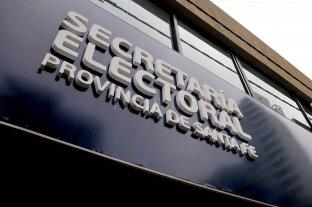 La Secretaría Electoral confirmó que los comicios se desarrollarán normalmente - Secretaría Electoral de la Provincia. -