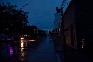 Tras el apagón, la ciudad de Santa Fe recuperó el 100% de su capacidad de distribución de energía -  -