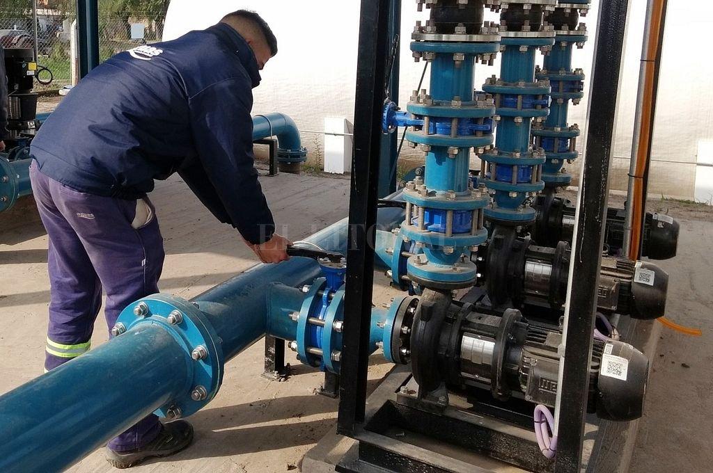 Assa informó que paulatinamente se irá restableciendo el servicio de agua