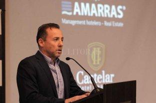 """Grupo Amarras adquirió el Castelar Hotel Château  - """"Hoy podemos decir oficialmente que Grupo Amarras incorpora a Castelar Hotel dentro de su oferta hotelera, y esto no es menor"""" dijo Andrés Rava."""