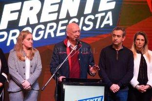 Bonfatti reconoció la ventaja de Perotti -  -