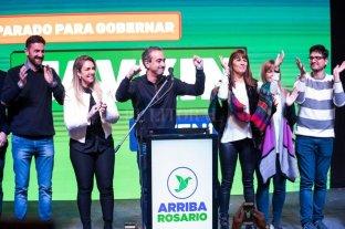 Intendencia de Rosario: Javkin se declara ganador y Sukerman pide contar los votos