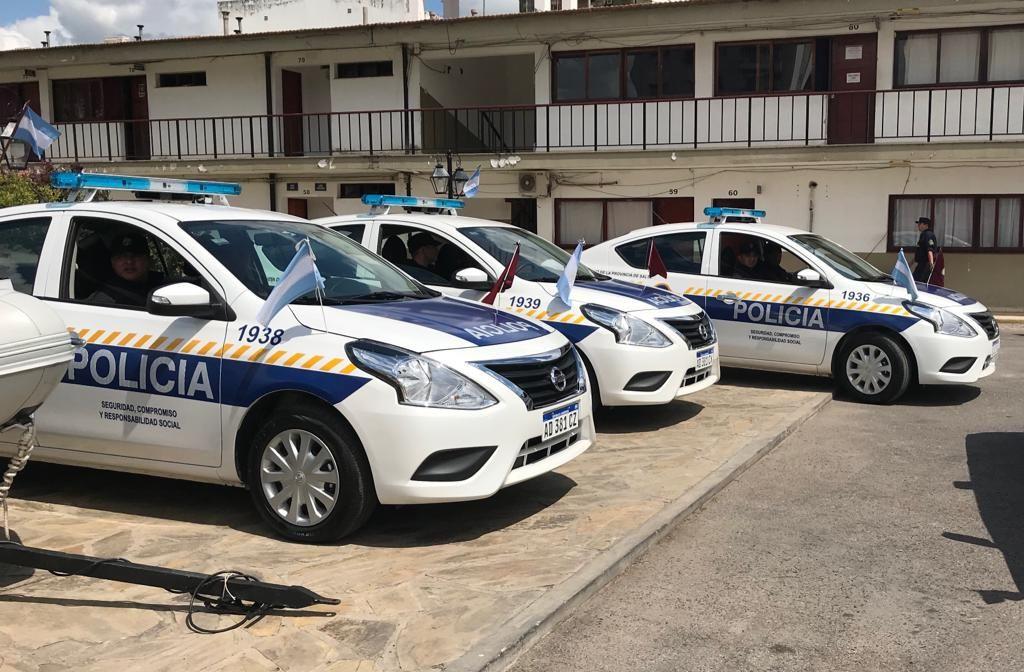 Policía de Salta <strong>Foto:</strong> Imagen ilustrativa.